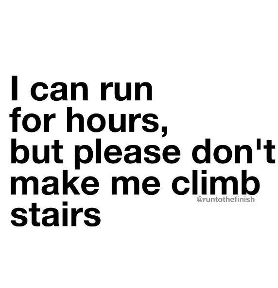 Hilarious but true runner feelings
