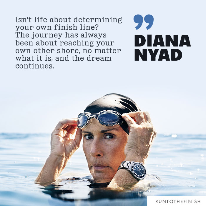 Quotes from inspiring female athletes - click for more