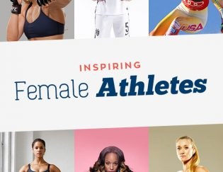 Inspiring Female Athletes Showing Us How to Break Our Own Barriers