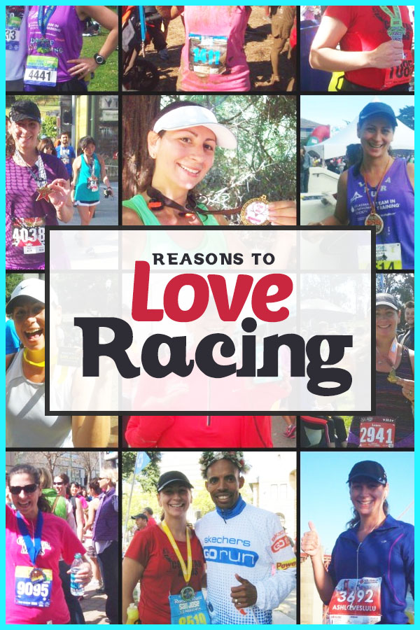 13 Reasons to run a race- helping to motivate you and get over some of the nerves