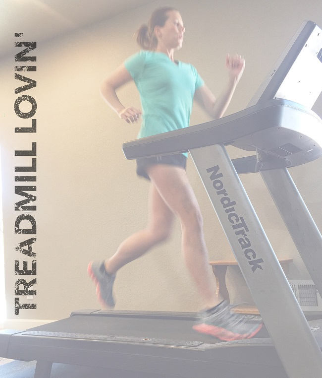 Fall in love with treadmill running - find out why