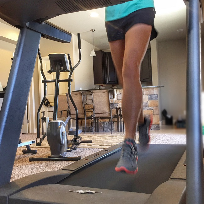 treadmill paces