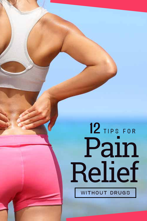 Pain relief without drugs! Here's how to keep going whether it's arthritis or an injury