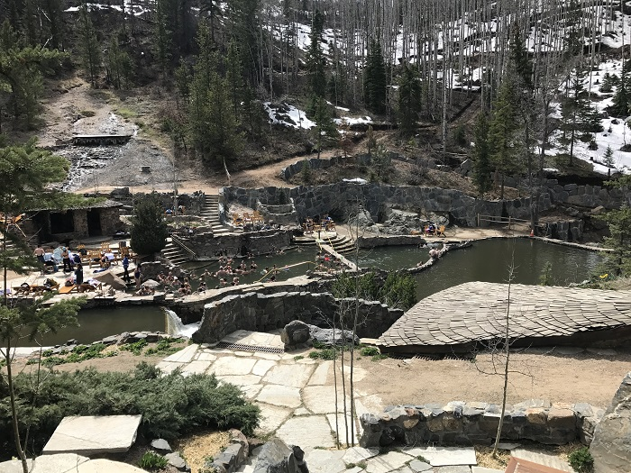 Strawberry Park Hot Springs Review