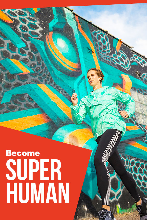 Become Superhuman - Things Runners Know