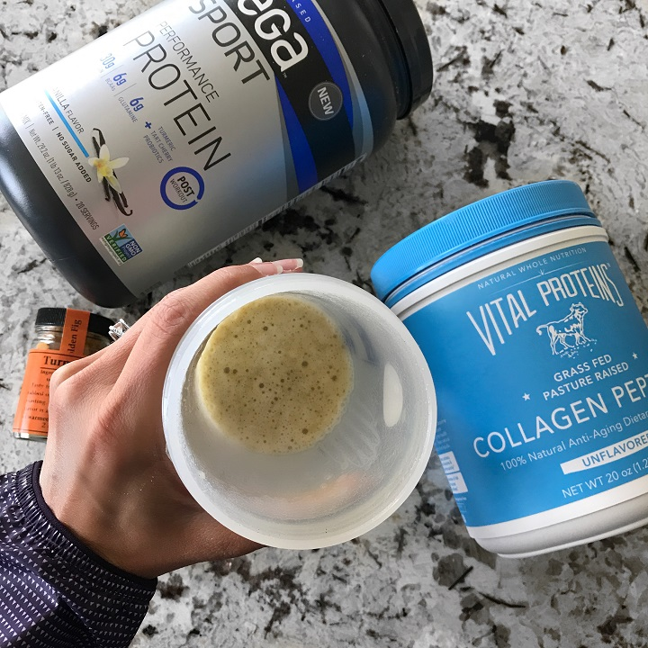 Collagen to build cartilage