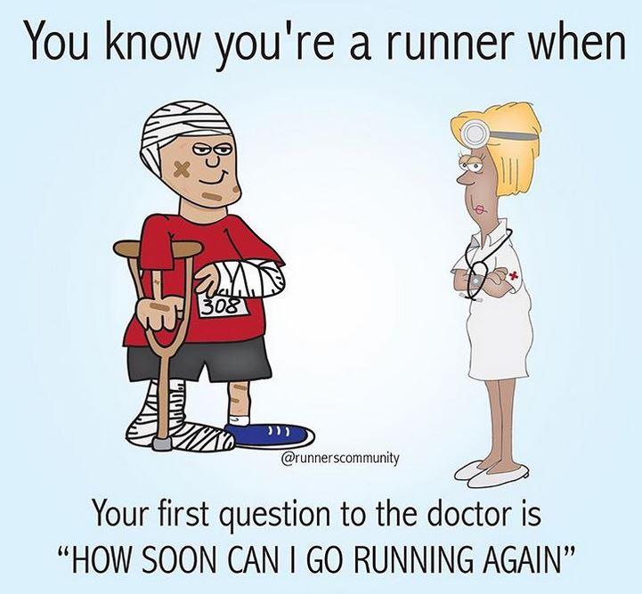 runner doctor