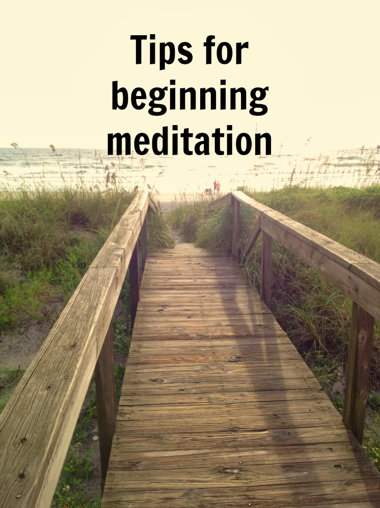 Tips for beginning meditation and understanding mindfulness