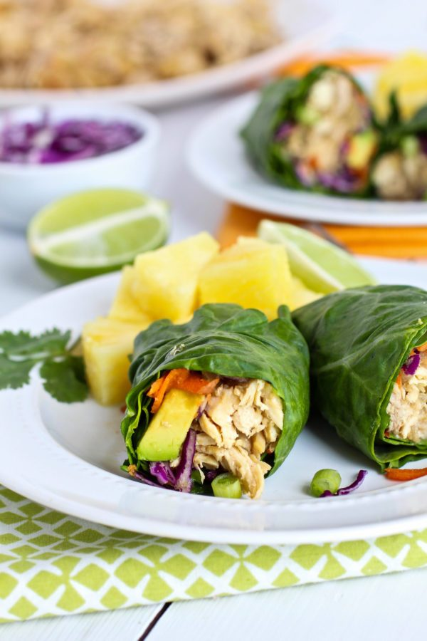 Healthy Slow Cooker Shredded Chicken Recipe and more back to school meal ideas