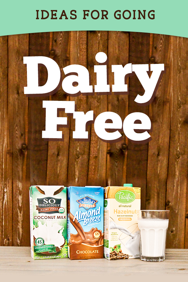 What are the options once you go dairy free, pros and cons of each