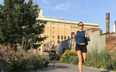 Unlike Any: Women Stand Alone and NYC Running