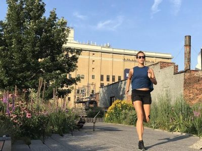 running NYC