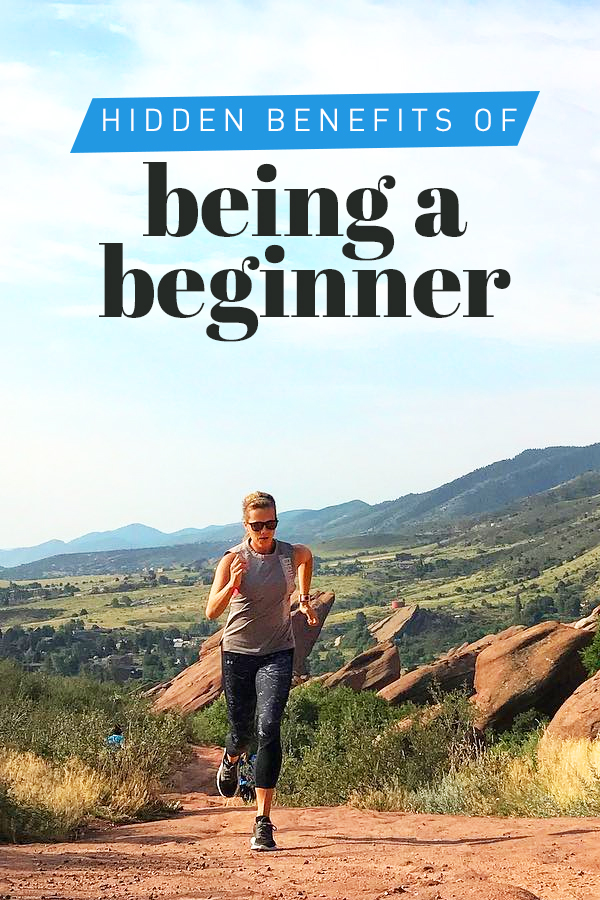 Why we should all hope to stay beginners