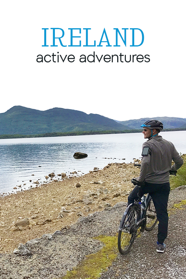 How to have an active vacation in Ireland