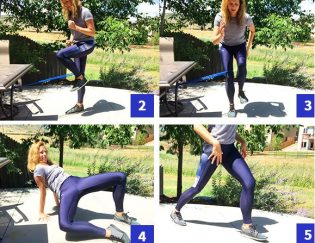 5 Knee Strengthening Exercises and Recovery Protein Pancakes