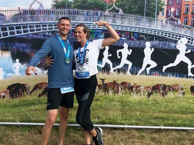 Rock n Roll Dublin race review   How Long Between Half Marathons