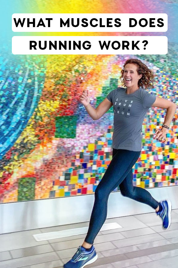 What Muscles Does Running Work