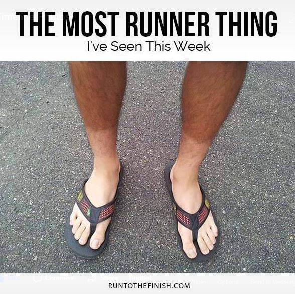Hilraious things runners can relate to