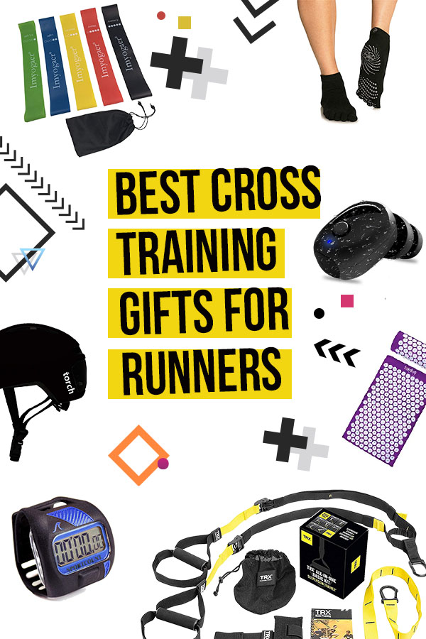 Unique Gifts for Runners: Ideas to get your Runner Cross Training - RunToTheFinish