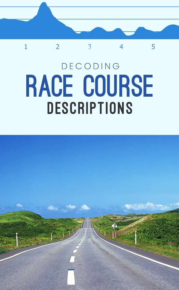 Hilarious and true look at race course descriptions, don't be fooled