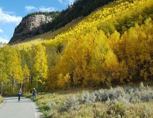 Golden Aspens of Vail