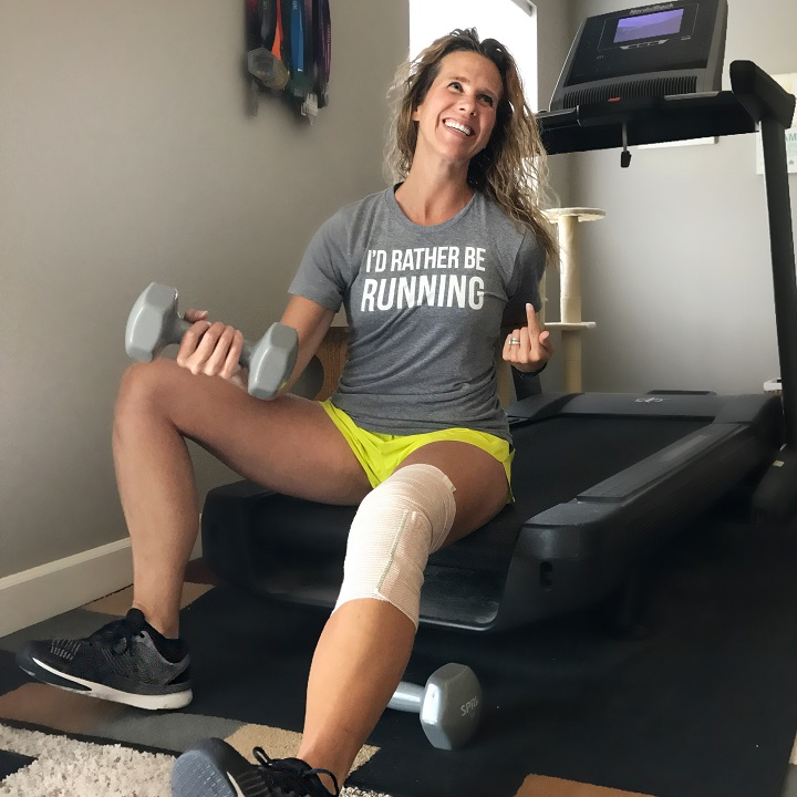 Running after knee surgery - how to come back strong