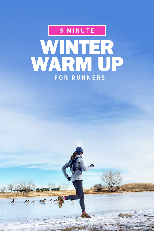 5 Minute Winter Warm Up For Runners