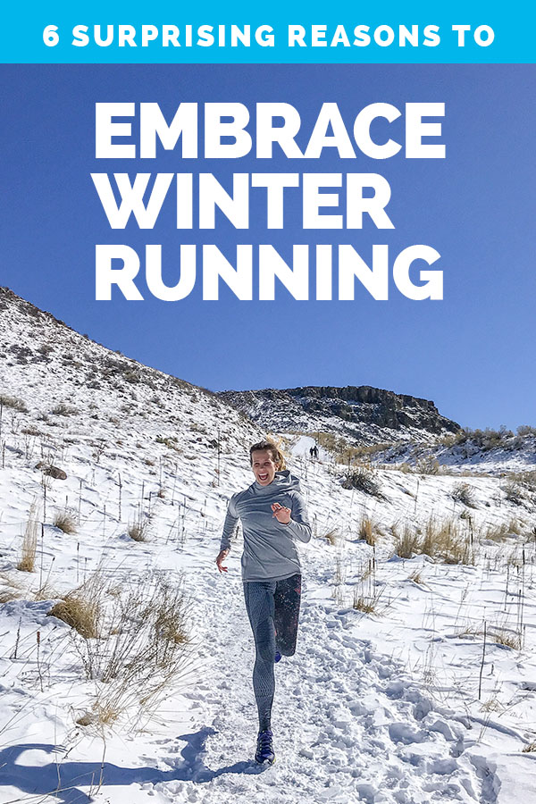 winter running tips