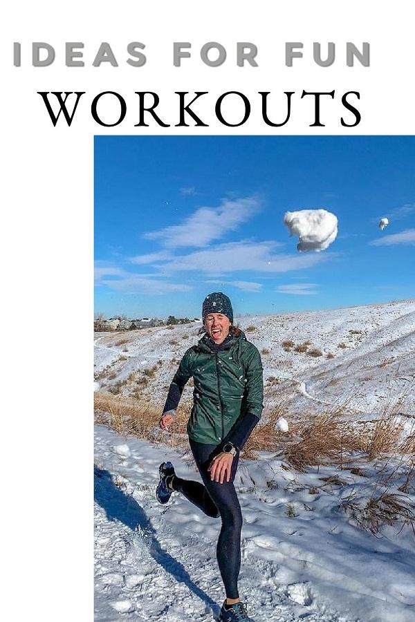 Fun Workout Ideas