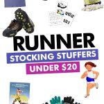 Stocking Stuffers Runners Will Love Under $20
