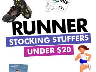 runner gifts under $20