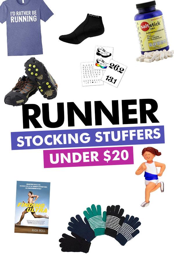 Runner Gifts Under 20