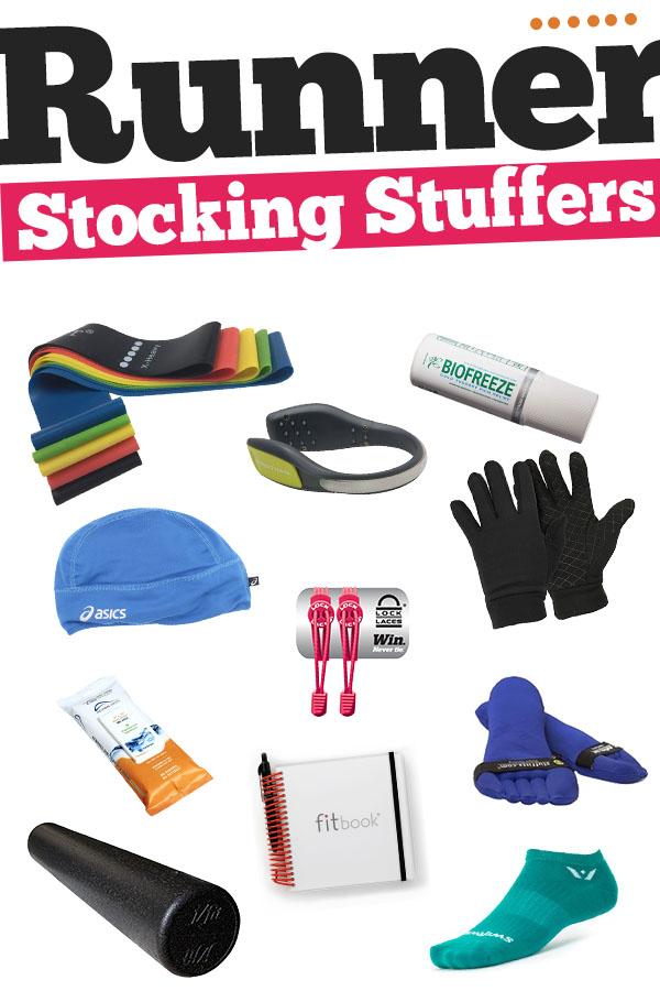 Runner Stocking Stuffers