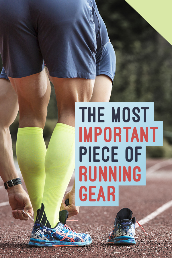 What's the most important piece of running gear - find out how to pick the perfect running socks