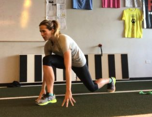 Run Faster with This Glute Activating Elite Runner Warm Up