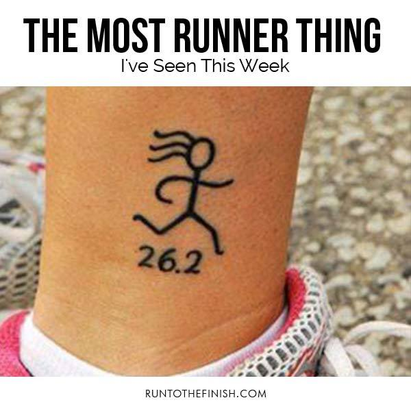 Most Runner Thing I've Seen