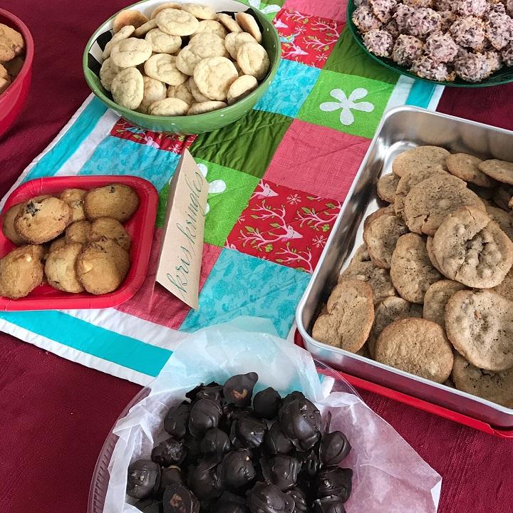 Favorite holiday cookies
