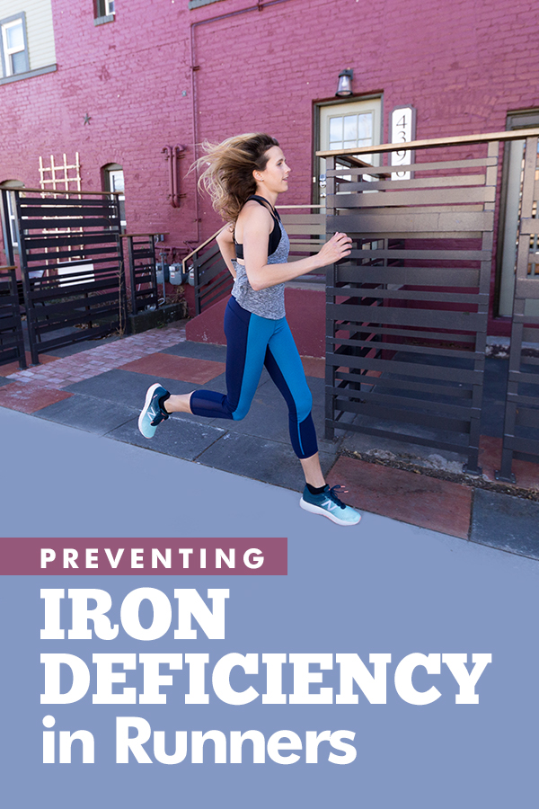 Preventing Iron Deficiency in Runners - undoing feeling sluggish during training