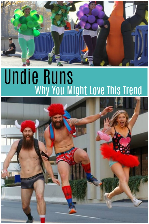 underwear runs