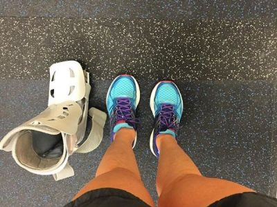 Causes of running stress reactions - how to resolve