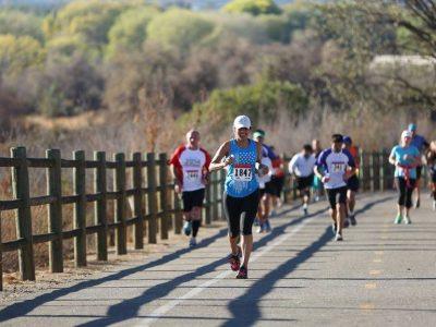 Santa Clarita marathon review
