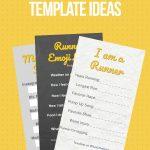 instagram template ideas