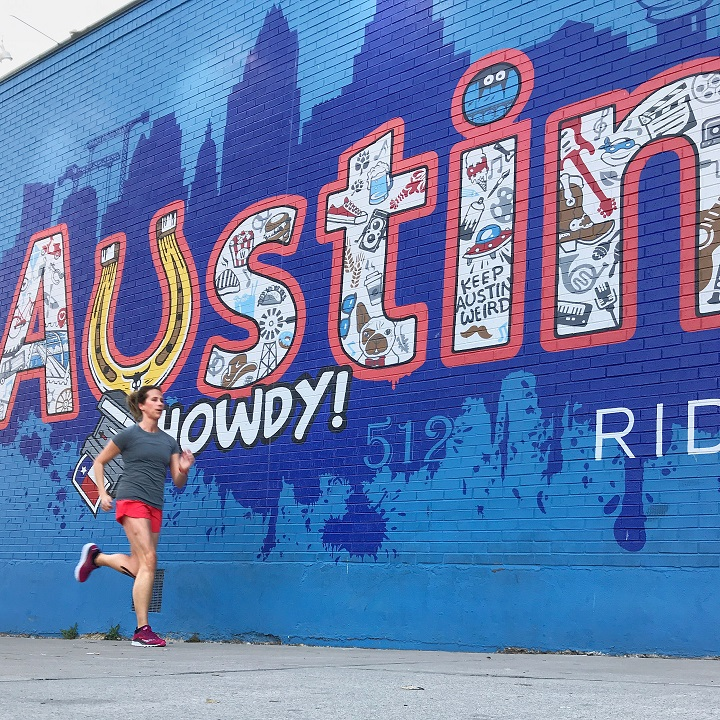 Tips for Runsploring a New City and Running Austin - RunToTheFinish