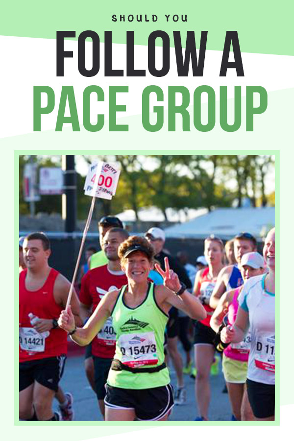 marathon pace group
