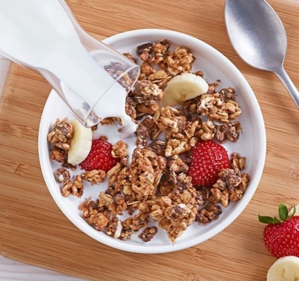Best cereals for runners