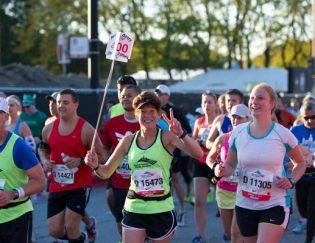 Should You Follow a Race Pace Group?