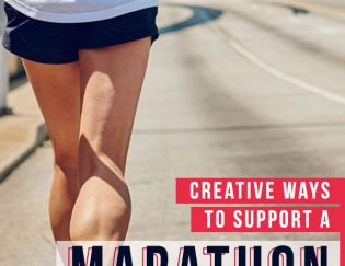 Creative Ways to Support Your Runner During Marathon Training and Beyond