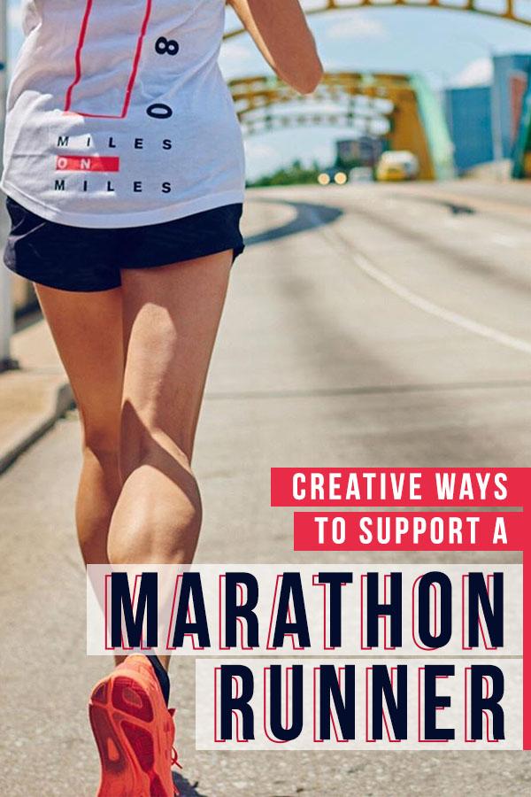 support a runner