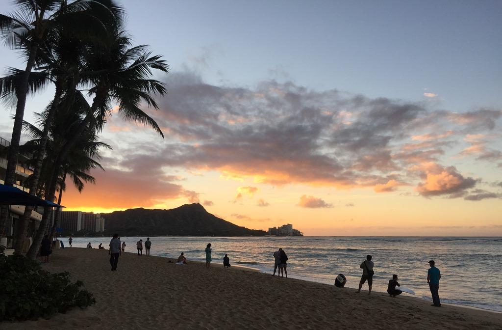 Exploring Honolulu