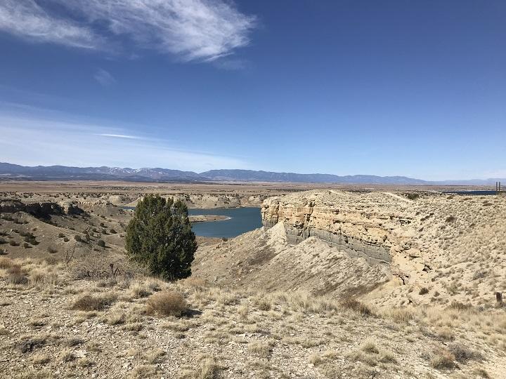 Running in Pueblo State Park